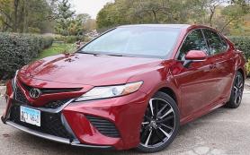 Не похожая на себя: тест-драйв Toyota Camry XSE 2018