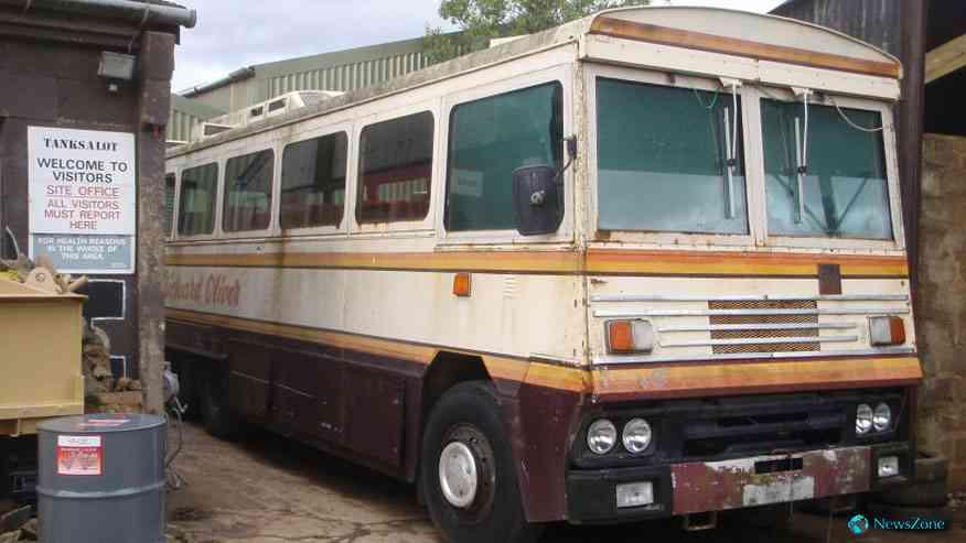 Бронированный микроавтобус Маргарет Тэтчер выставлен на аукцион
