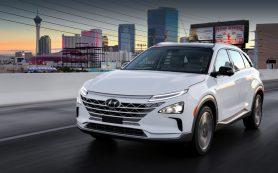 Паркетник Hyundai Nexo привлечёт клиентов запасом хода