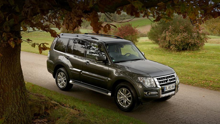 Модели Mitsubishi Pajero и i-MiEV вызваны на замену пиропатрона