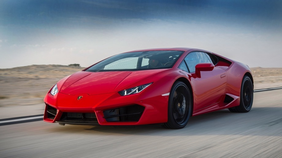 Фирма Lamborghini рапортовала о рекордных продажах