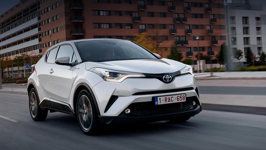 Компания Toyota рассказала о новинках для России