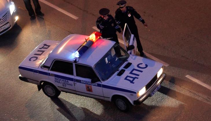 Президент сократил штат ГИБДД на 10 тысяч человек