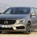 В России отзывают более 6,6 тысяч автомобилей Mercedes-Benz