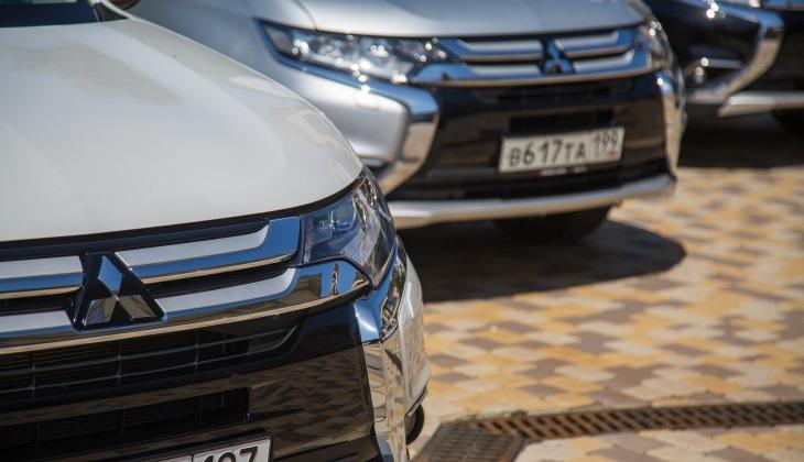 Марка Mitsubishi увеличила продажи в России на 45%