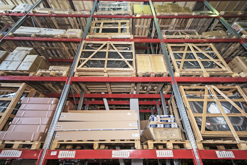 Организация складской логистики и благополучие бизнеса