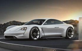 Марка Porsche удвоила расходы на электрификацию