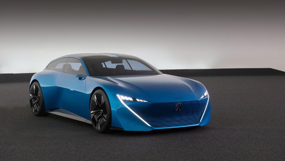 Седан Peugeot 508 будет представлен на шоу в Женеве