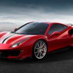 Купе Ferrari 488 Pista получило самый мощный V8 в истории марки