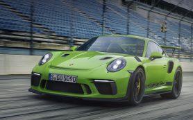 Обновлённый Porsche 911 GT3 RS улучшился почти во всём