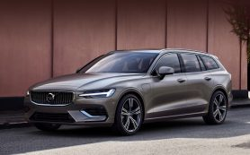 Новый универсал Volvo V60 обойдёт Россию стороной