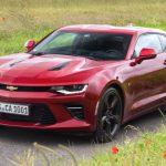 Chevrolet Camaro стал самым продаваемым спорткаром в России