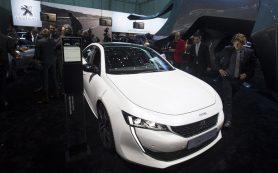 Новый Peugeot 508официально дебютировал