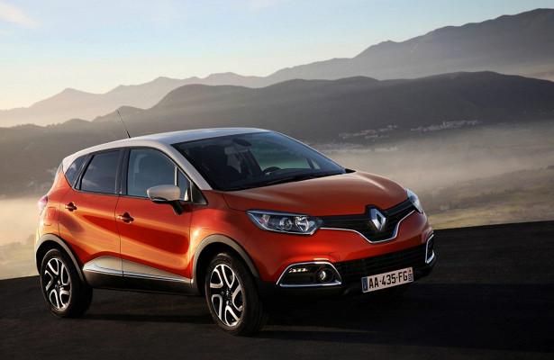 Renault рассказал оновом кроссовере