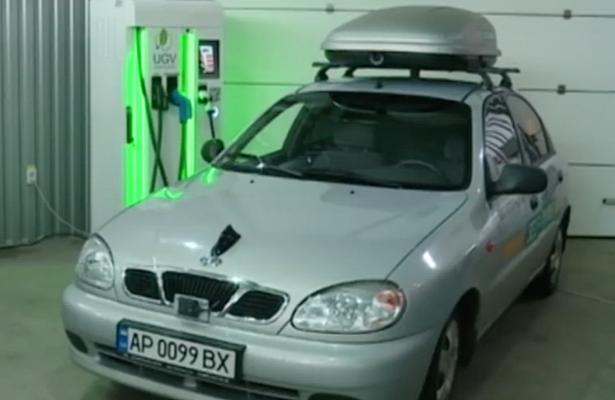 Разработан первый украинский беспилотный автомобиль