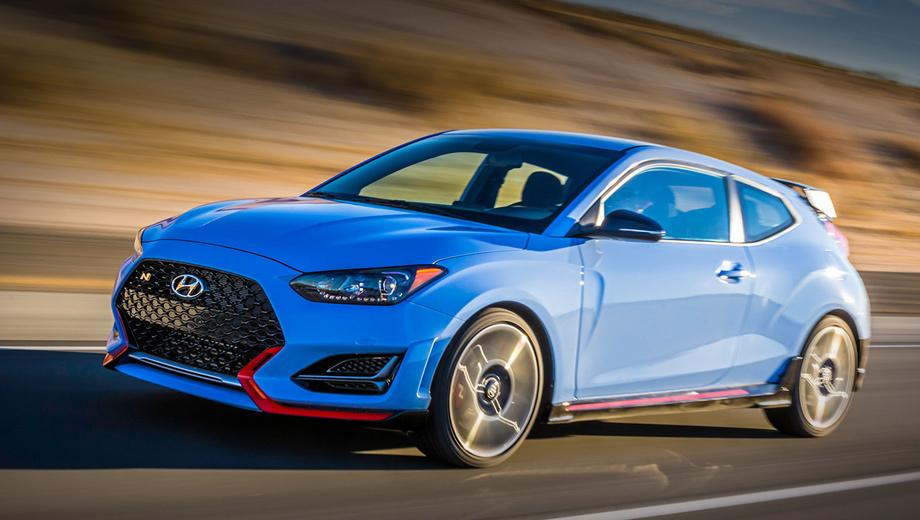 Марка Hyundai создала подразделение мощных машин