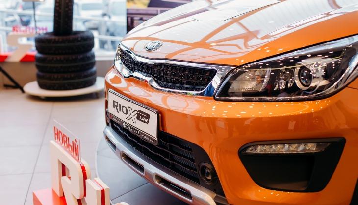 Российский автомобильный рынок продолжил рост