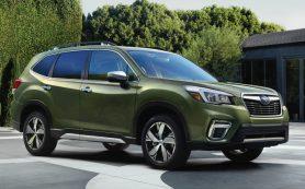 Рассекречено новое поколение модели Subaru Forester
