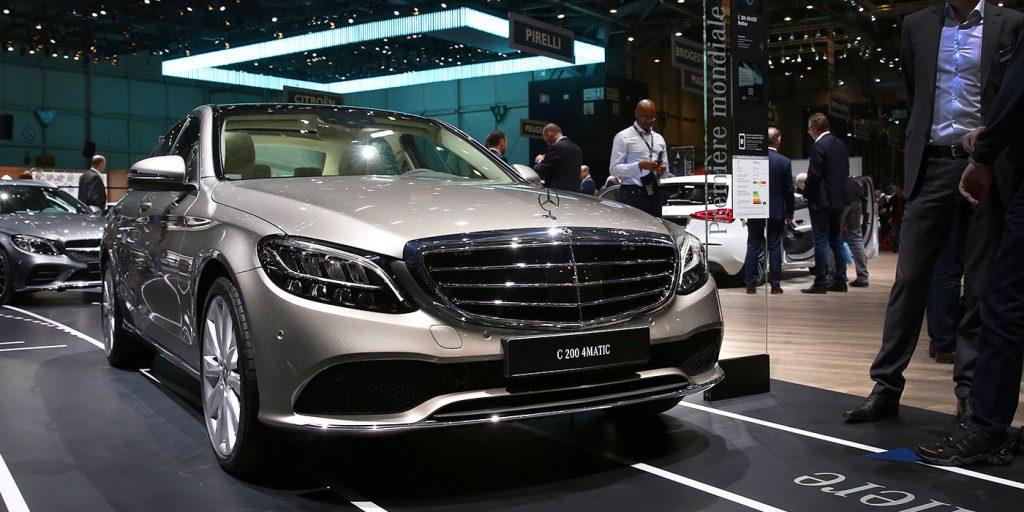 Как у старших: что изменилось в Mercedes C-Class