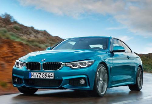 Обзор BMW 4 Series 2018 года