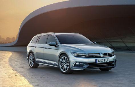 Volkswagen решил поднять цены налинейку Passat