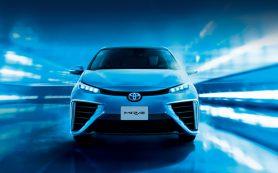 Компания Toyota заявила о новых вложениях в водород