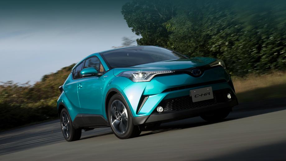Компания Toyota испытает новую технику для каршеринга