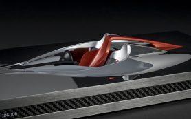 Скульптура Speed Form намекнула на салон гиперкара McLaren BP23