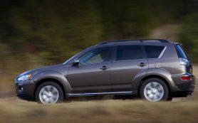 Объявлен массовый отзыв кроссоверов Mitsubishi Outlander