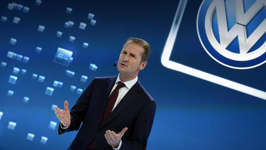 Группа Volkswagen поменяла босса и структуру управления