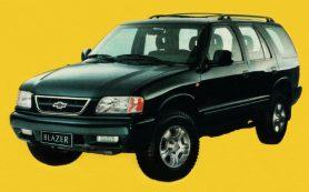 Chevrolet Blazer из Елабуги: первая российская иномарка