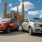 Рынок новых легковых автомобилей: все регионы в плюсе!