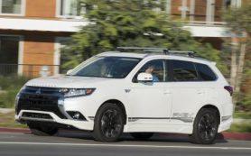 Mitsubishi Outlander будет использовать платформу отNissan