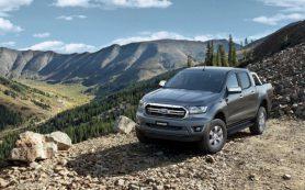 Ford вочередной разобновил глобальный пикап Ranger