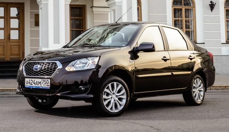 Автомобили Datsun подорожали на 10–12 тысяч рублей