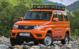 Стартовали продажи экспедиционной версии «УАЗа Патриота»