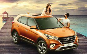 Ещё раз обновлённый кросс Hyundai Creta представлен официально