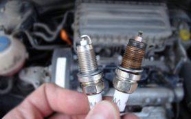 Почему двигатель автомобиля троит?