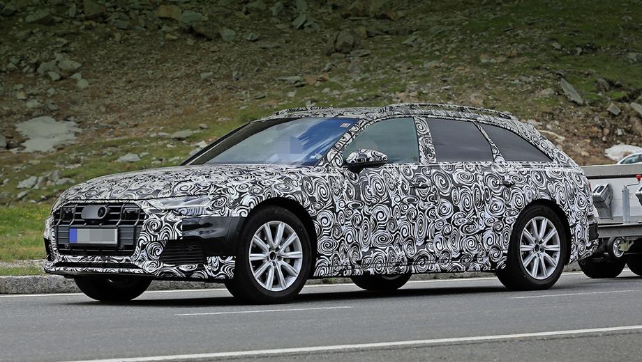 Фирма Audi готовит множество новых и обновлённых моделей