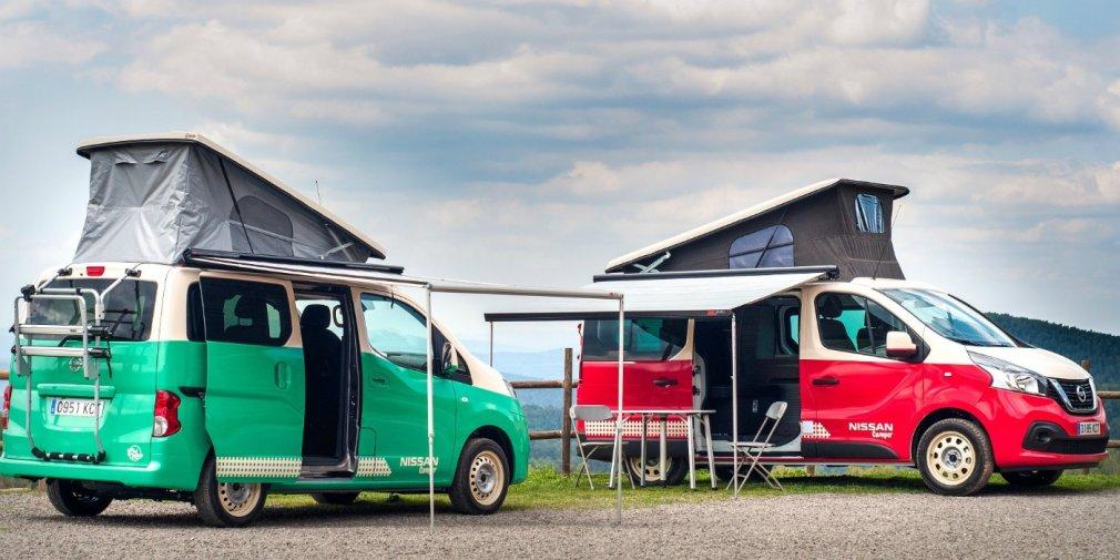 Nissan представил электромобиль для путешествий
