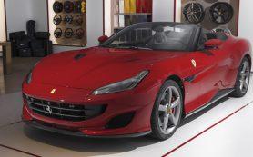 Новый Ferrari Portofino: объявлена рублёвая цена