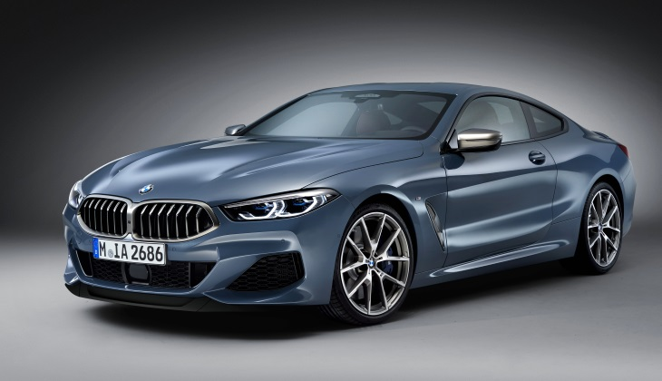 «Восьмёрка» вернулась: представлено новое купе BMW