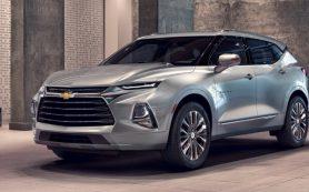 Американцы возродили модель Chevrolet Blazer, но это больше не внедорожник