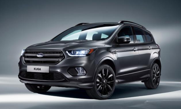 Продажи Ford Kuga в России снизились из-за увеличения цены