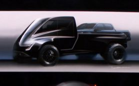 Пикап Tesla: Маск поделился техническими подробностями