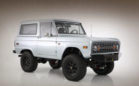 Фирма Icon осовременила внедорожник Ford Bronco