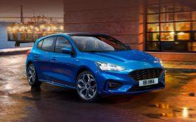 Следующий Ford Focus ST получит «автомат» и «механику»