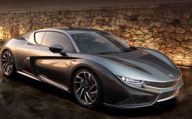 Спорткар Qiantu K50 выйдет на домашний рынок через две недели