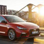 Хэтчбек Hyundai i30 получил новую спортивную версию