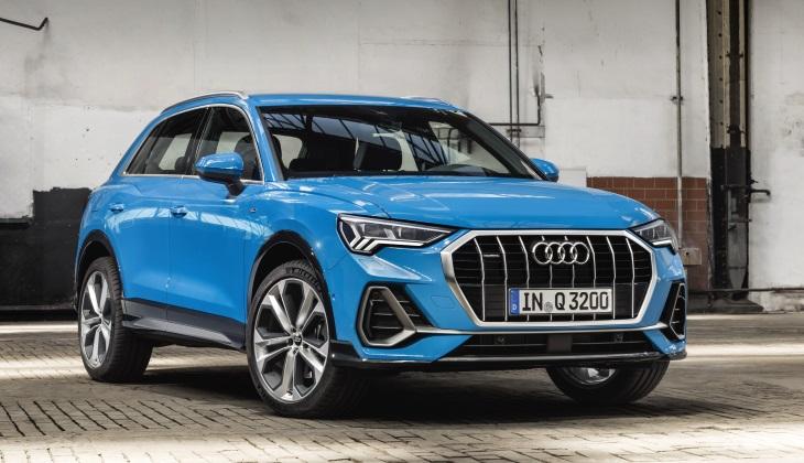 Новое поколение кроссовера Audi Q3 представлено официально